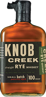 Knob Creek Rye Whiskey Small Batch 1.00l